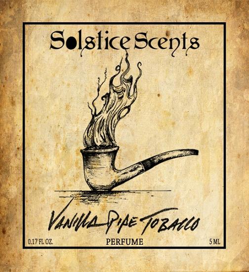 VANILLA PIPE TOBACCO PERFUME OIL 5 ml - Chewy Unlit Vanilla Pipe Tobacco u0026 Light Fragrant Pipe Smoke  sc 1 st  Solstice Scents & VANILLA PIPE TOBACCO Perfume Oil Solstice Scents