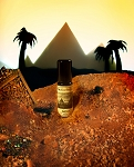 SIROCCO PERFUME OIL 5 ml - Sandalwood, Saffron Threads, Hot Baked Earth, Myrrh, Spices, Oud & Jasmine