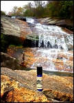 COVERED BRIDGE PERFUME OIL 5 ml - Woods, Moss, Leaves, Wood Smoke, Dirt, Ozone, Fir Absolute