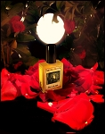 HEART OF THE NIGHT EAU DE PARFUM (EDP) 60 ml Perfume Spray - Moroccan & Bulgarian Rose, Chocolate, Vanilla, EotN Base