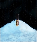 NIGHT STAR PERFUME OIL 5 ml - Patchouli, Nutmeg, Frankincense, Myrrh, Woods and Lemon