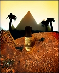SIROCCO PREMIUM PERFUME OIL 5 ml - Sandalwood, Saffron Threads, Hot Baked Earth, Myrrh, Spices, Oud & Jasmine