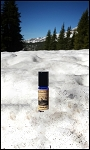 SNOWSHOE PASS PERFUME OIL 5 ml - White Amber, White Musk, Vanilla Accord, Peppermint Cream, Cold Winds