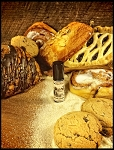 SYCAMORE SUGARWORKS PERFUME OIL 5 ml - Caramelized Pear Tarts, Banana Apple Muffins, Spice Cakes With Rum Glaze, Cream Puffs & Maple Walnut Pastries
