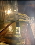 TENEBROUS MIST PERFUME OIL 5 ml - Musk, White Amber, Sea Spray, Sandalwood, Bay Rum, Tea, Smoke