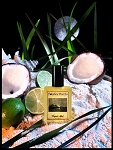 TROPICAL MOON EAU DE PARFUM (EDP) 60 ml Perfume Spray - Coconut, Tuberose, Tahitian Gardenia, Lime Peel