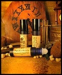 ASTRAL TEMPLE PERFUME - Amber, Ginger, Orange & Clove