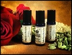 CARDAMOM ROSE SUGAR PREMIUM PERFUME OIL 5 ml - Brown Sugar, Cardamom, Moroccan & Bulgarian Rose Absolutes