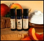 CHANTILLY CREAM PERFUME OIL 10 ml - Fluffy Whipped Cream, Peach Nectar, Vanilla & Yellow Mandarin