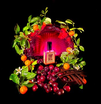 CHERRY VANILLA AMBEROSIA (EDP) 60 ml Perfume Spray -   Amber, Cherry, Vanilla, Whipped Cream, Orange