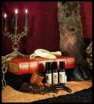 DEVILS TONGUE PERFUME OIL 10 ml - Chypre, Brown Leather, Warm Tobacco, Woods and more