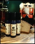 DARK GINGER SPICECAKE PERFUME - Gingerbread, Woodsy Earth Musk, Patchouli & Vetiver