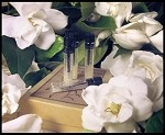 GARDENIA ENFLEURAGE .25 ml PREMIUM SAMPLE - Natural Gardenia Perfume