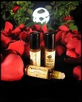 HEART OF THE NIGHT PREMIUM FRAGRANCE 5ML - Moroccan & Bulgarian Rose, Chocolate, Vanilla, EotN Base