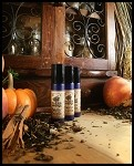 KITCHEN PERFUME OIL 5 ml - Pumpkin, Sugar Cookies, Peach Preserves, Spice Breads, Danishes, Caramel, Vanilla & Sweet Wood Smoke