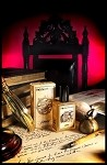 LIBRARY EAU DE PARFUM (EDP) 60 ml Perfume Spray - Leather Bound Books, Rosewood, Embers, Cedar Shelving & Aged Paper