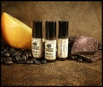 MIDNIGHT OIL PREMIUM FRAGRANCE 5ML - Natural Blend of Cocoa, Blood Orange, Yellow Mandarin, Aged Patchouli, Labdanum, Coffee & Mushroom
