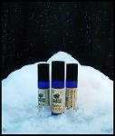 NIGHTSTAR PERFUME - Nutmeg, Patchouli, Frankincense, Myrrh, Woods and Lemon