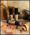PHARAOH PERFUME OIL 5 ml - Egyptian Musk, Honey & Frankincense Essential Oil