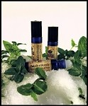 SNOWMINT MALLOW PERFUME OIL 5 ml - Peppermint, Vanilla Cake, Sugar Cookies, Flaked Coconut & Marshmallow Creme