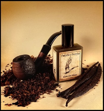 VANILLA PIPE TOBACCO EAU DE PARFUM (EDP) 60 ml Perfume Spray - Chewy Unlit Vanilla Pipe Tobacco & Light Fragrant Pipe Smoke
