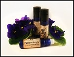 VIOLET MALLOW PERFUME OIL 10 ml  - Marshmallow Cream, Violet Flowers, Vanilla Bean, White Musk