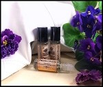 VIOLET WHITE LEATHER PREMIUM PERFUME OIL 5 ml -Violet, Vanilla, White Leather, Coumarin