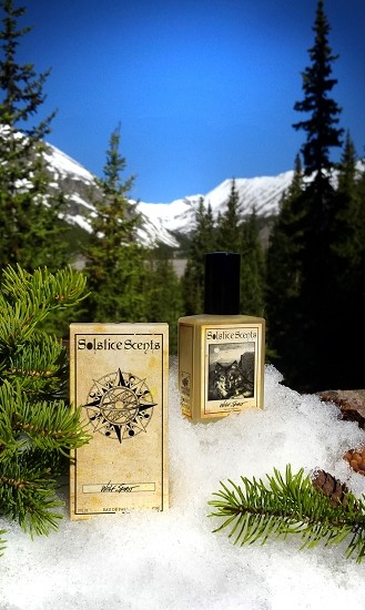 WOLF SPIRIT EAU DE PARFUM (EDP) 60 ml Perfume Spray - Desert Sage, Pinyon Pine & Resin, Conifers, Cedar, Palo Santo, Vetiver, Soft Incense, Frankincense, Fur, Juniper